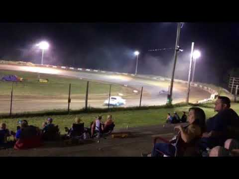 ‭6-30-18  SHADYHILL SPEEDWAY, IN  BOMBERS - FEATURE