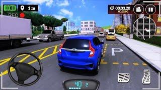 Симулятор Вождения. Ездим По Городу. Мастерство вождения. Drive for Speed: Simulator. Андроид 2016