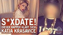 Deutscher Rapper macht F*CK-DATE mit KATJA KRASAVICE klar!