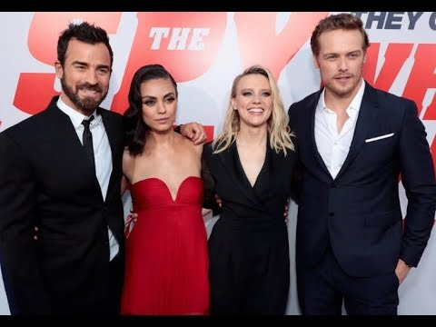 The Spy Who Dumped Me Arrivals To World Premiere