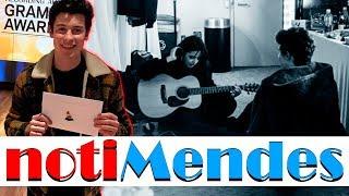 Shawn Mendes nominado al Grammy ¿nueva colaboración con Camila Cabello? *notiMendes*