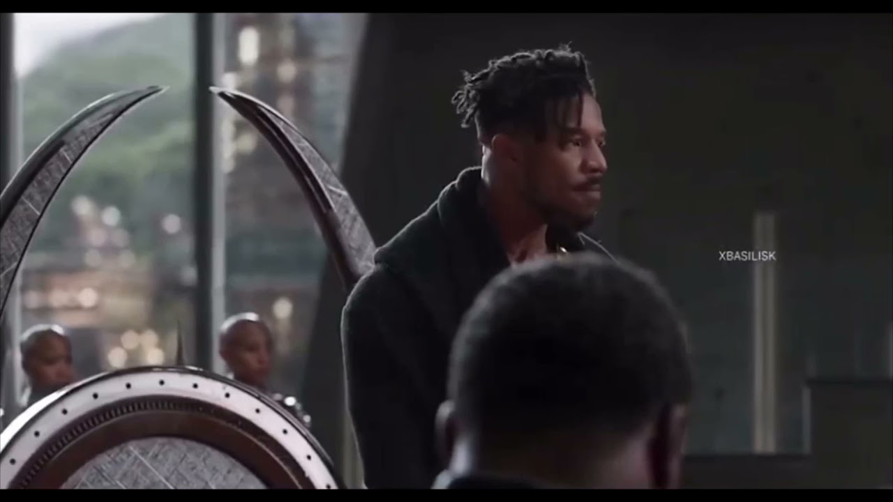 Download Favorite Scenes from Black Panther (2018)