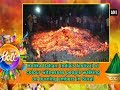 Holika Dahan: India's festival of colour witnesses people walking on burning embers in Surat