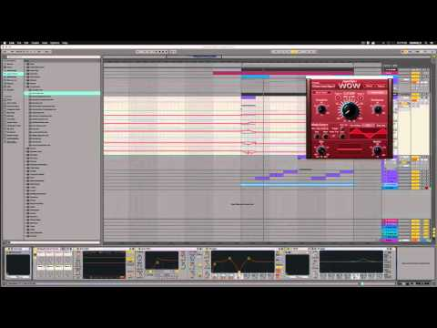 Tutorial  : Dubstep Growls & Processing [Free Presets]