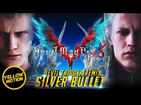 Devil May Cry 5 OST | Silver Bullet (Devil Trigger Mix) Best Quality Nero vs Vergil Theme thumbnail