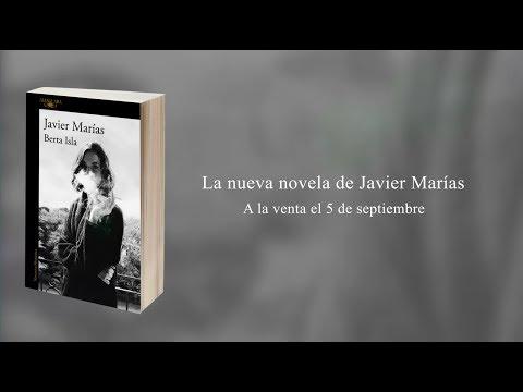javier-marías-nos-presenta-su-nueva-novela-«berta-isla».