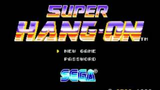 Super Hang-On Music - Sprinter (Arranged Version)