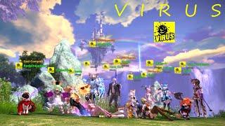 Tera EU guild Virus
