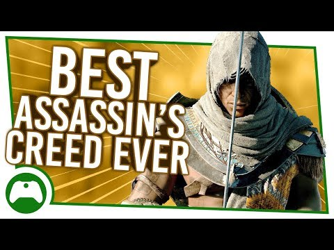 Assassin's Creed Origins: 6 Reasons Origins Is The Best Assassin's Creed Yet