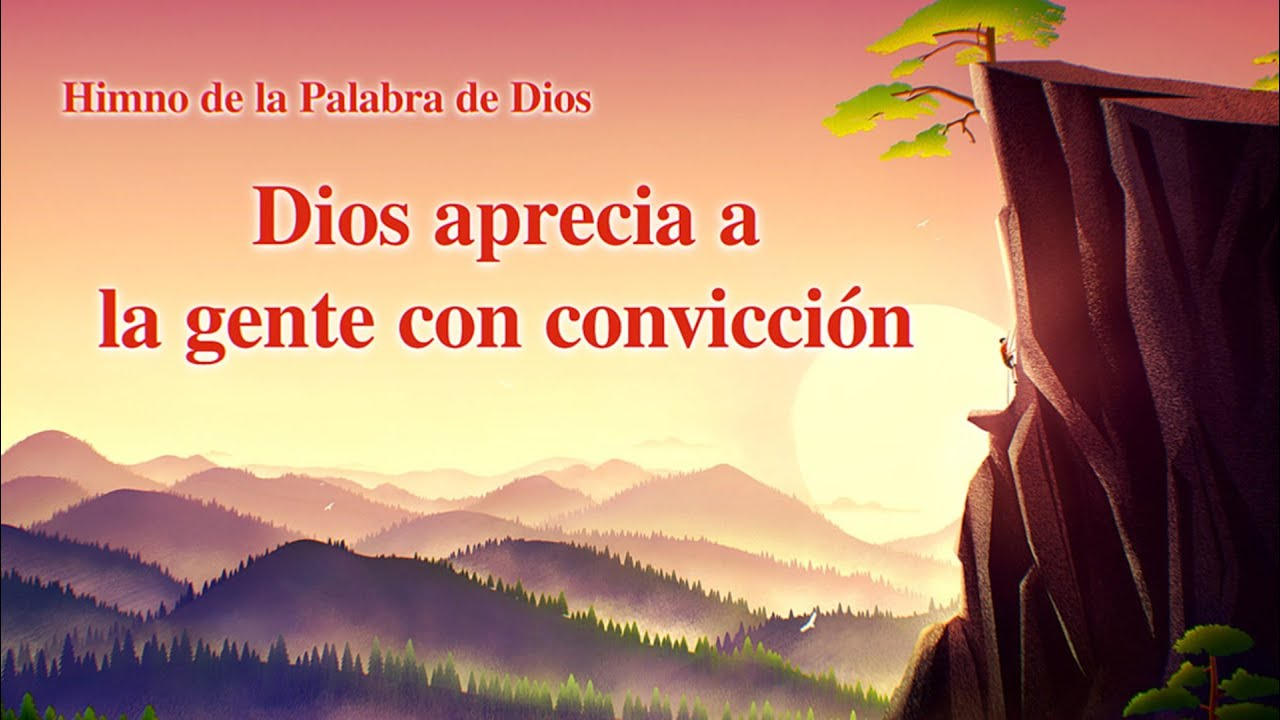 Canción cristiana 2020 | Dios aprecia a la gente con convicción