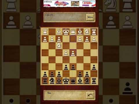 Trik catur untuk pemula paling jitu dan hebat.