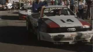 Audi S1 last Flight with Walter Röhrl in Pikes Peak + Imsa extra