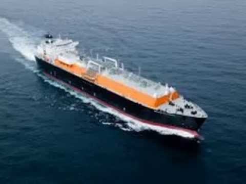 Latest LNG ships