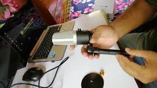 FiFine коментар K670 в Бангла - кращий бюджетний мікрофон для ютубера