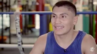 Vergil Ortiz Interview #OrtizOrozco