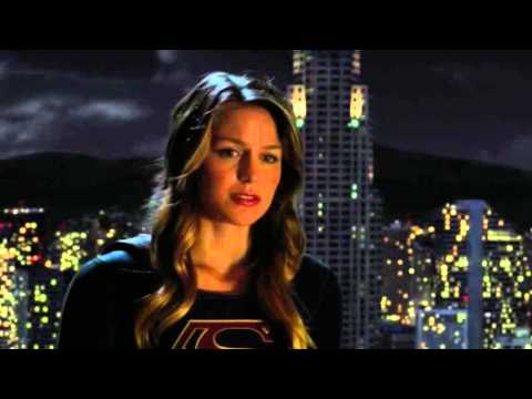 Supergirl 1x07 Cat and Kara End Scene