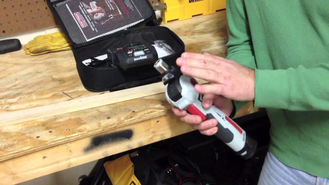 Craftsman Nextec 12 0 Volt G2 Auto Hammer
