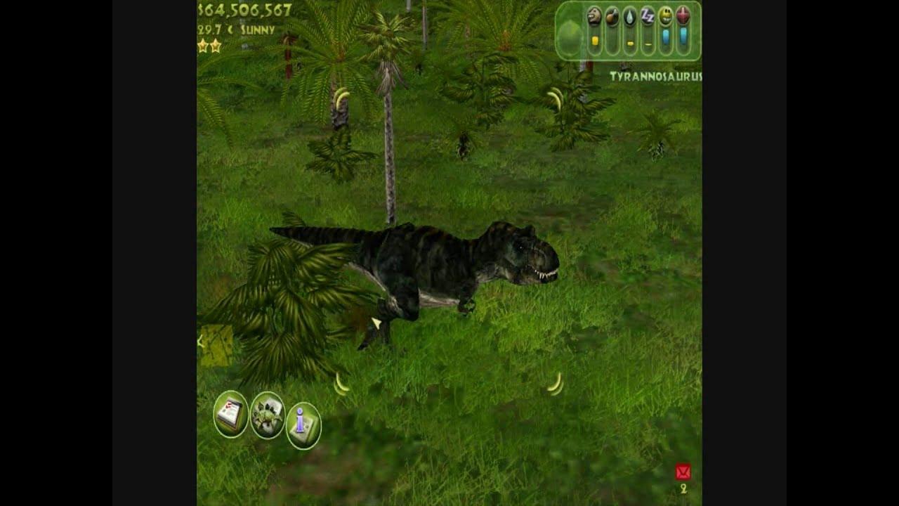 Jurassic Park: Operation Genesis 2, PC - YouTube