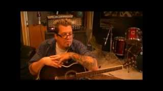 how to play cowboys and angels by dustin lynch on guitar by mike gross