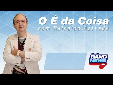 """""""O É da Coisa"""" com Reinaldo Azevedo - 03/09/2019"""