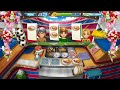 Cooking Fever #Sports Bar #Level 9