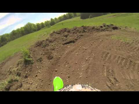 New Track Layout on the 250