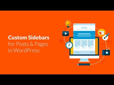 How to Display Different Sidebar for Each Post or Page in WordPress