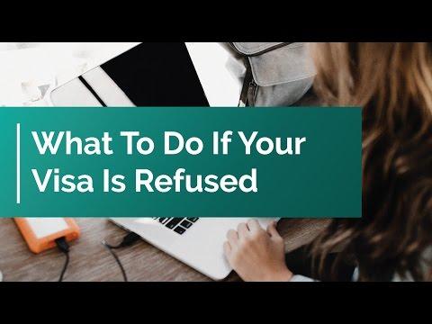 What To Do If Your UK Visa Is Refused   UK Visa Refusal