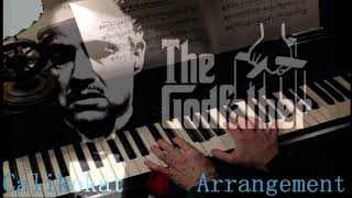 I Have But One Heart  - The Godfather -  Piano