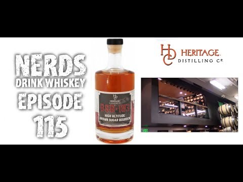 Nerds Drink Whiskey: Episode 115 Most Dangerous Bourbon
