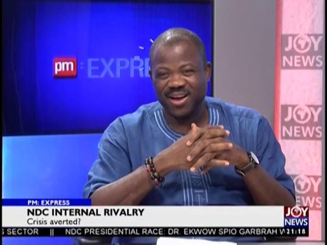 NDC Internal Rivalry - PM Express on JoyNews (5-12-18)