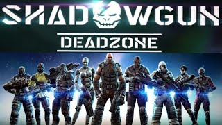 💀 SHADOWGUN DeadZone || Gameplay
