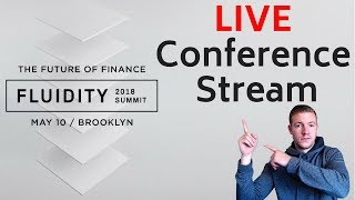 Fluidity Summit - Live Crypto Conference in NYC