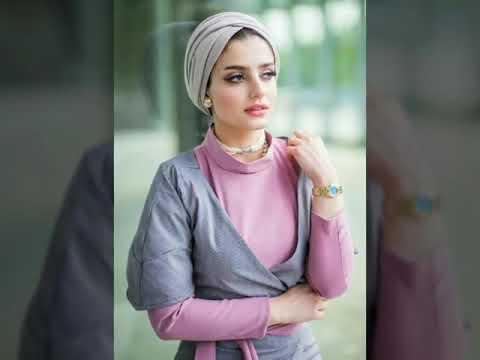 Мода на 2018 Мусульманская одежда الللا ❤🌹