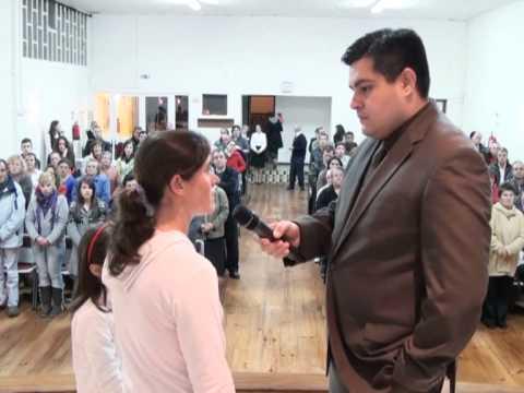 Testemunho Esmoriz - Joana - Cura