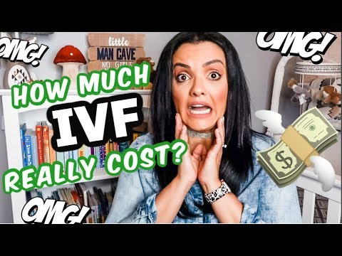 HOW MUCH IVF REALLY COST! | IVF JOURNEY | LIFEWITHLO