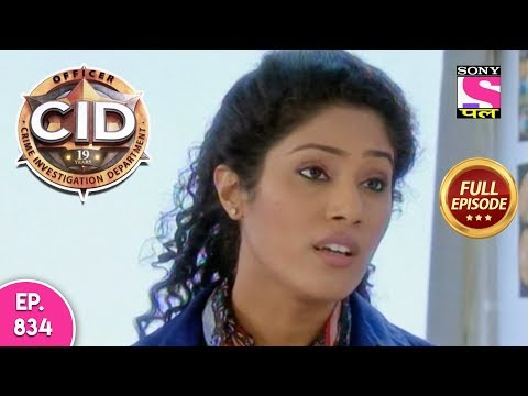 CID - Full Episode 834 - 26th November, 2018