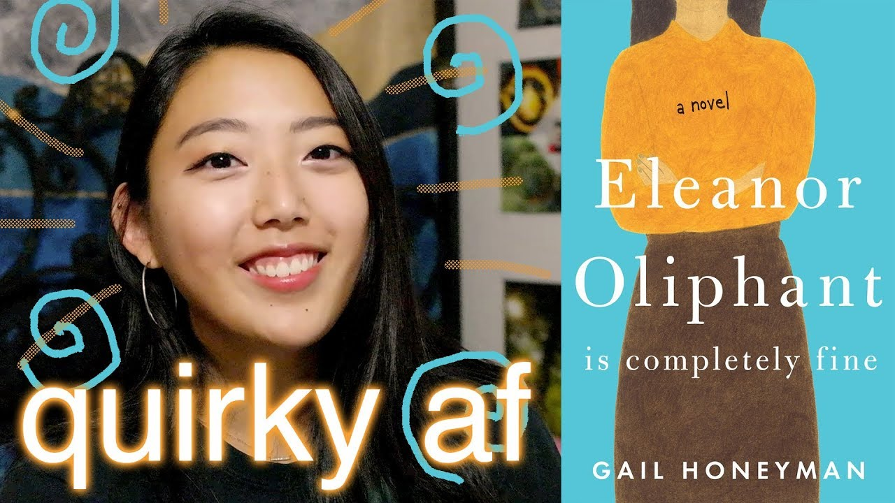 BOOK REVIEW  ELEANOR OLIPHANT IS COMPLETELY FINE BY GAIL HONEYMAN     BOOK REVIEW  ELEANOR OLIPHANT IS COMPLETELY FINE BY GAIL HONEYMAN