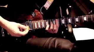 Gibson Les Paul Studio P-90 WB & Fender Twin Reverb 70s Vintage Amp