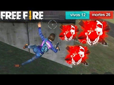 O PIOR HACK DO FREE FIRE