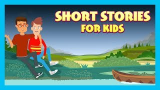 Short Stories For Kids | English Animated Stories For Kids | Traditional Story