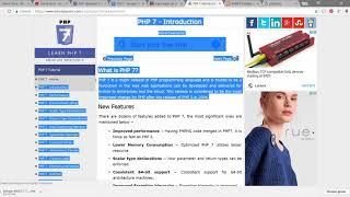 02   PHP 7 Genel Özellikleri