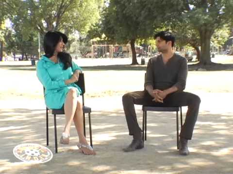 Reshma Dordi of biz India TV sits down for an exclusive  with actor Rupak Ginn