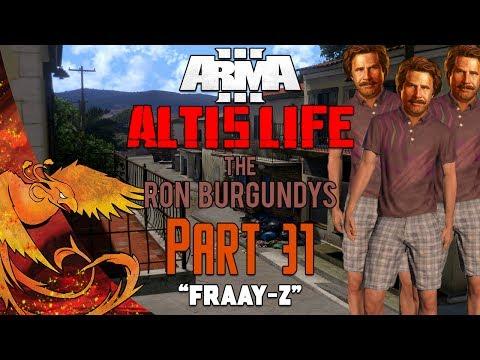 "arma-3:-altis-life-│-the-ron-burgundys-│-part-31-│-""fraay-z!"""