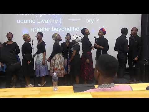 Siyanda Shabalala-Kepha Ngale[Gathering Of The Worshipers]