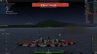 Roblox Naval 1918: IGN WestFalen Review!