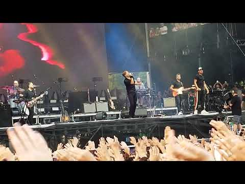 Death Cab for Cutie with Chance the Rapper - Do You Remember - Lollapalooza 8/2/2019
