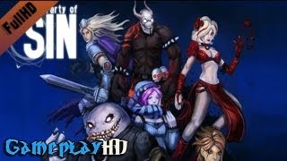 Party of Sin Gameplay (PC HD)