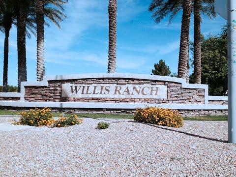 Willis Ranch Chandler Arizona