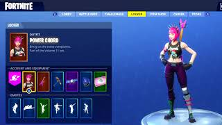 TOP 5 FORTNITE SKINS @LycanPhilly